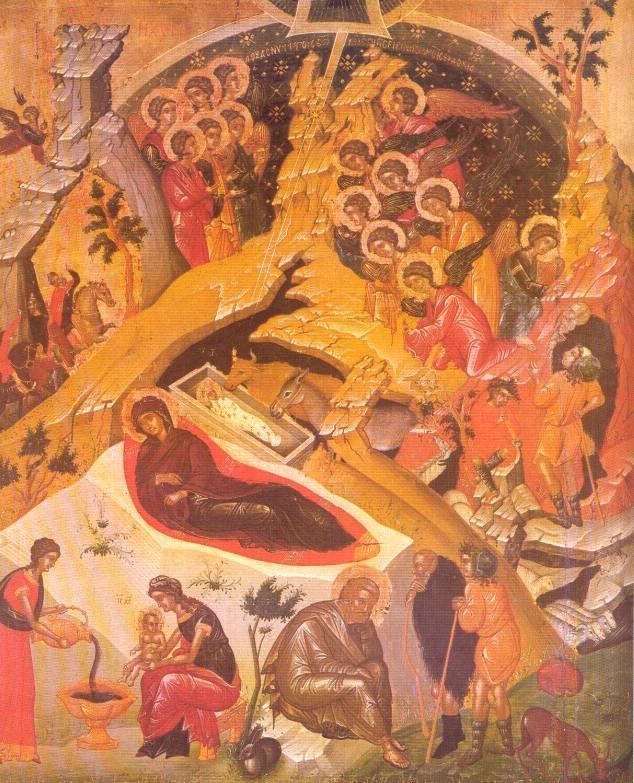 Weihnachten Orthodox.Evangelische Gemeinde Klosterneuburg